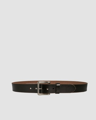 Loop Leather Co Urban Central - Belts (Chocolate)