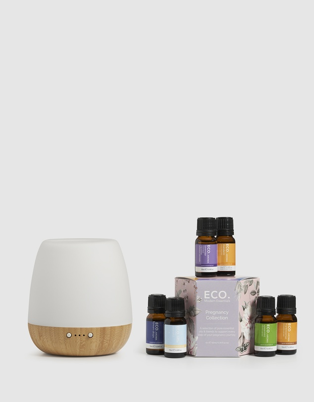 ECO. Modern Essentials - ECO. Bliss Diffuser & Pregnancy Collection