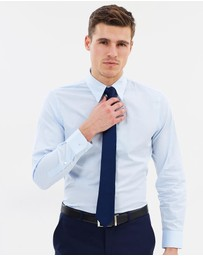 Gieves and Hawkes - Long Sleeve Dress Shirt