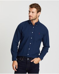 Polo Ralph Lauren - Custom Fit Oxford Shirt