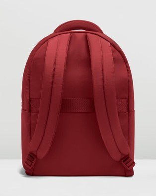 Lipault Paris City Plume Backpack - Backpacks (Red)