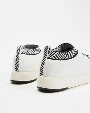 Rens Rebel - Slip-On Sneakers (Rebel White)