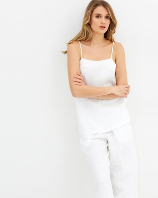 Assembly Label – Coast Top White