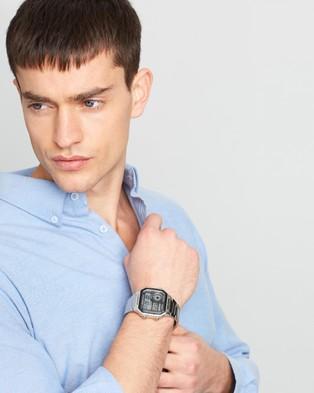 Casio - Vintage AE1200WHD 1A Watches (Silver) AE1200WHD-1A
