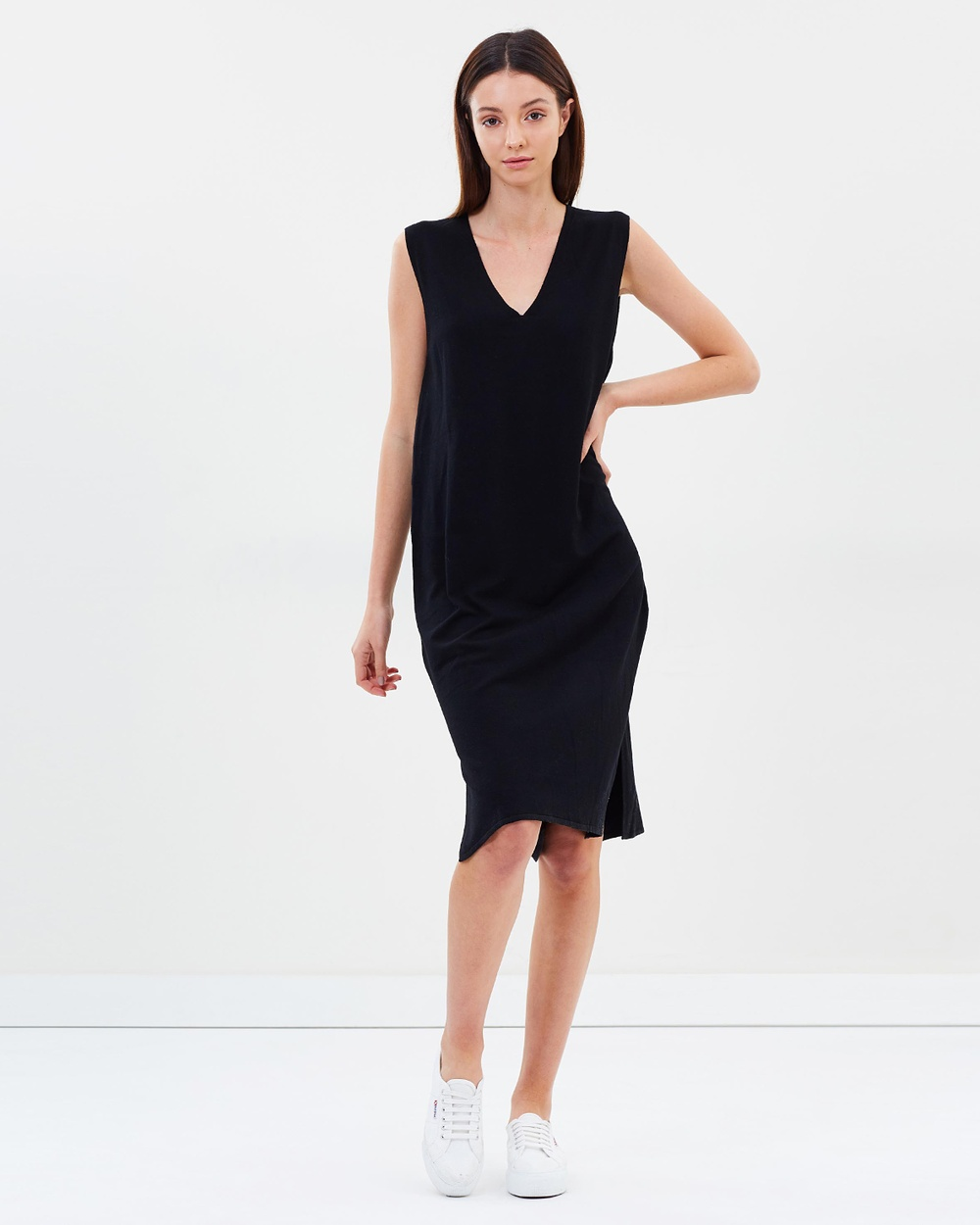 Assembly Label Refinery Dress Dresses Black Refinery Dress