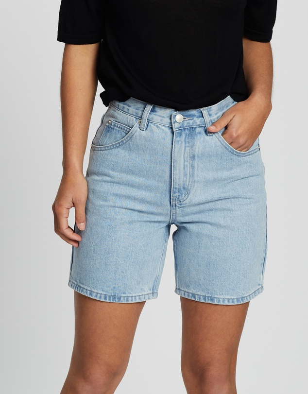 Assembly Label - Rowley Denim Shorts