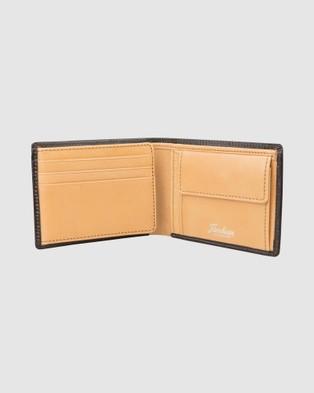 Florsheim Forrest Wallet - Wallets (Brown)