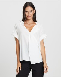 Willa - Francis Drape Top