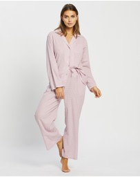 Atmos&Here - Ellie Cotton Long PJ Set