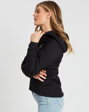 Arc'teryx Atom LT Hoody - Coats & Jackets (Black)