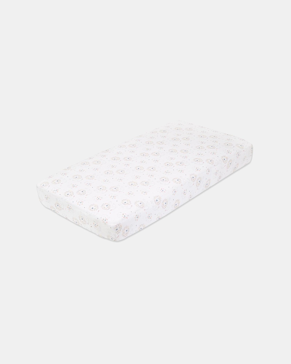 Aden & Anais Classic Muslin Fitted Single Cot Sheet Nursery Leader of the Pack