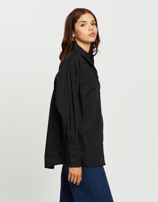 Women Oversized Organic Cotton Shirt