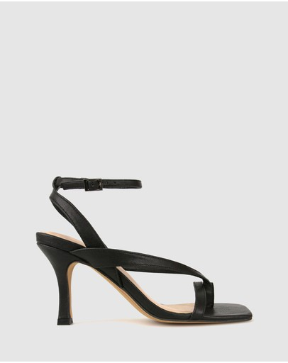 Betts - Leah Square Toe Strappy Sandals