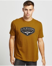 R.M.Williams - R.M.W Shield T-Shirt