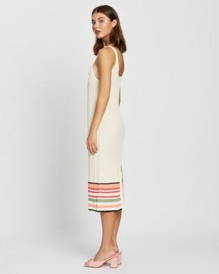 Rue Stiic Saige Maxi Dress - Dresses (Retro Stripe)