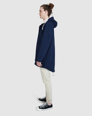 Arvust Lucas Parker Jacket - Coats & Jackets (NAVY)