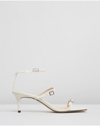 Atmos&Here - Aria Leather Heels