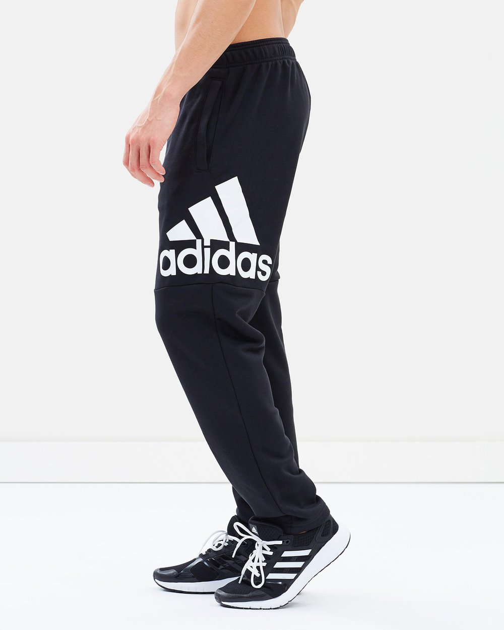 hot sale online dd35b 0cff6 Essential Logo Track Pants by adidas Performance Online   THE ICONIC    Australia