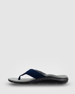 Ascent Groove Sport - All thongs (Navy)