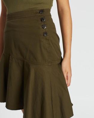 Nobody Denim Yama Skirt - Denim skirts (Sencha)