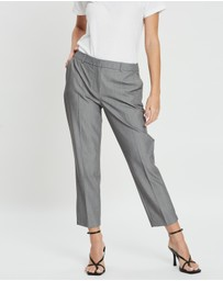 DP Petite - Petite Tailored Ankle Grazer Trousers
