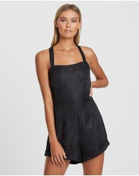 BWLDR - Emerson Fitted Playsuit