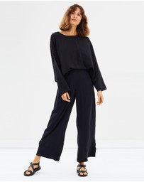 Assembly Label - Bellevue Wide Leg Pants