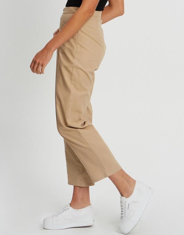 Women Zara Tapered Pants
