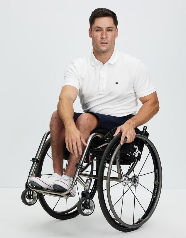 Men Adaptive Mens Seated Fit Classic Short
