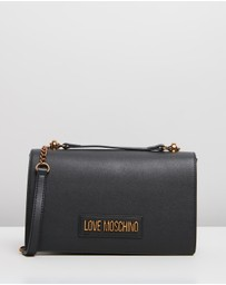 LOVE MOSCHINO - Chain Shoulder Bag