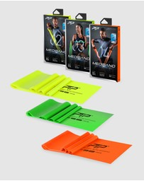 PTP - MediBand Pack - Light, Medium and Heavy Resistance