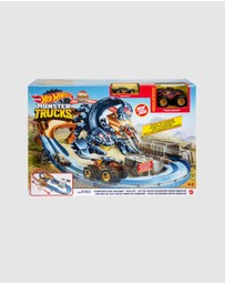Hot Wheels - Monster Trucks Scorpion Playset