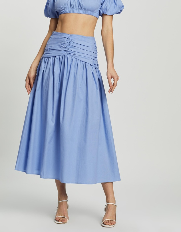 Dazie - Holly Midi Skirt