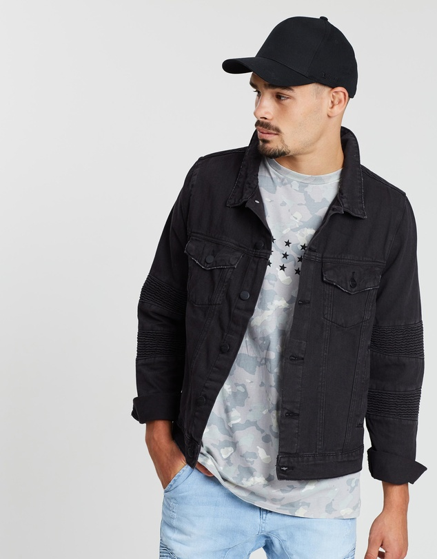 Nena & Pasadena - Bandit Denim Jacket