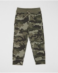 babyGap - Pull-On Camo Joggers - Kids