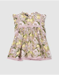 Cotton On Baby - MAY GIBBS - Tess Flutter Sleeve Dress - Babies