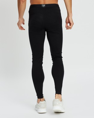 Icebreaker 200 Oasis Leggings - Sports Tights (Black)