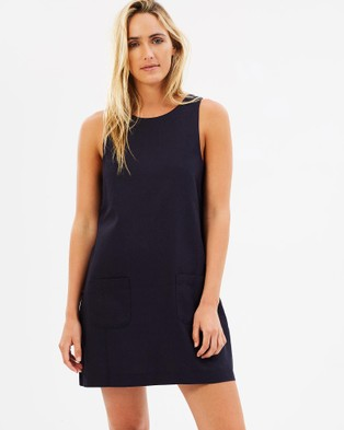 Elwood – Emerson Dress Navy