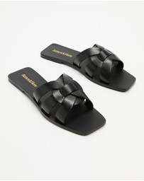 Atmos&Here - Soleil Leather Sandals