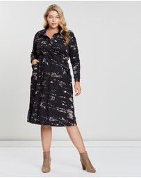Hope & Harvest - Milan Shirt Dress
