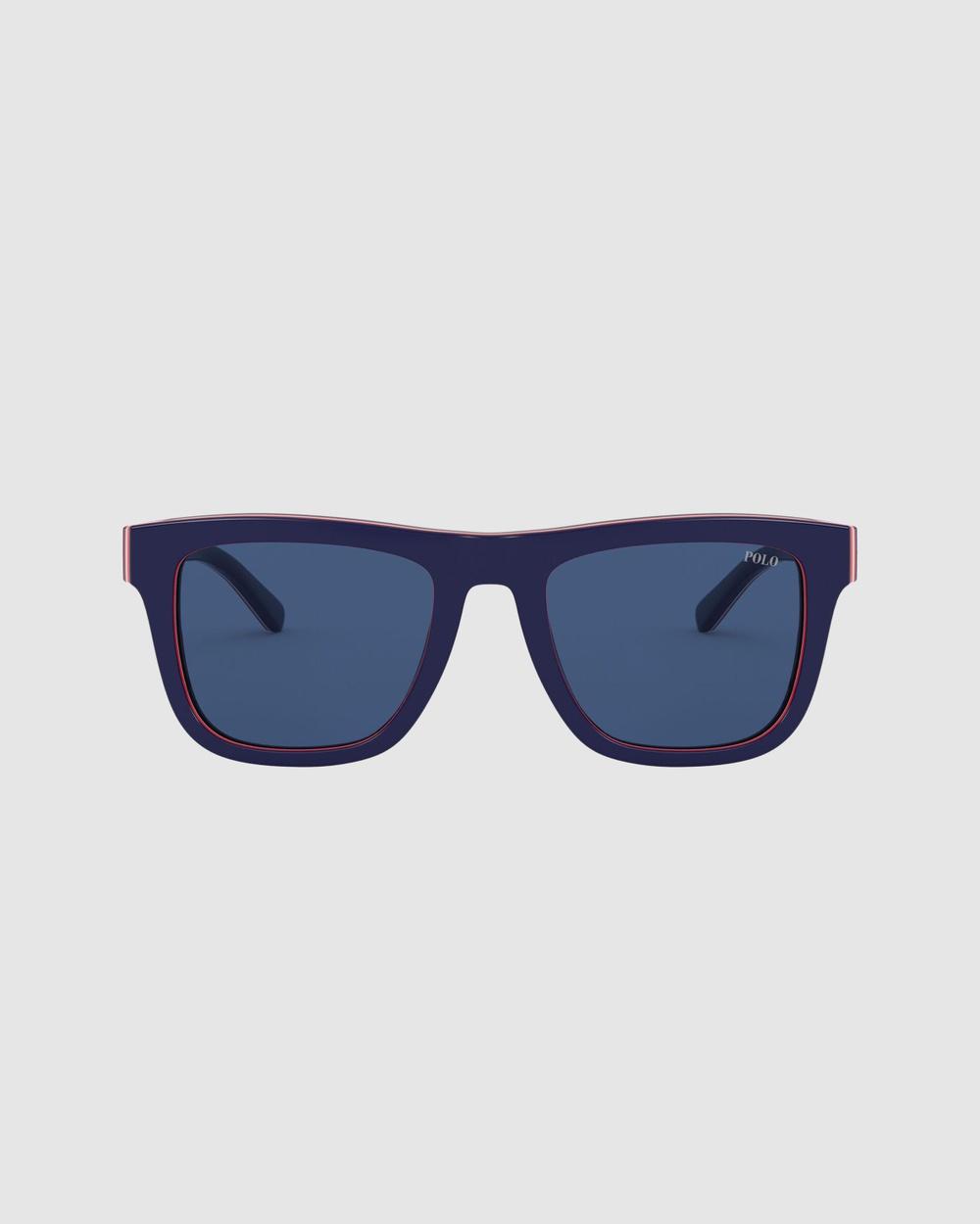 Polo Ralph Lauren 0PH4161 Square Blue