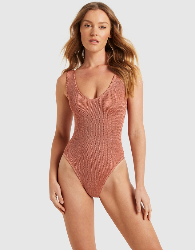 Bond-Eye Swimwear - The Mara One Piece