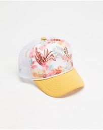 Rip Curl - Golden Trucker Cap - Teens