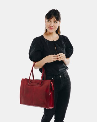 Florence The Florence - Bags (Red)