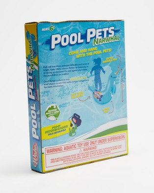 Wahu Pool Pet - All toys (Narwharl)