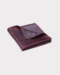 Buckle - Cross Pocket Square