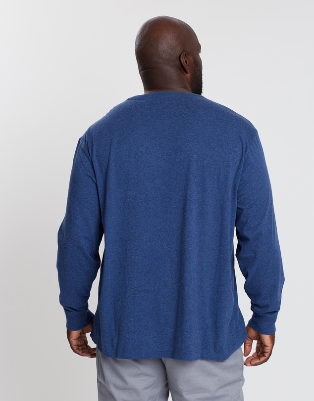 Polo Ralph Lauren - Plus Long Sleeve Jersey Tee