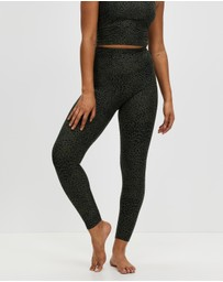 Beyond Yoga - Spacedye Caught In The Midi High Waisted Leggings