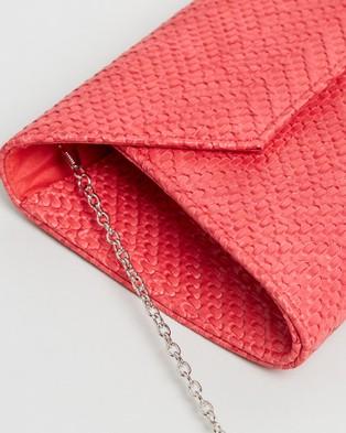 Morgan & Taylor Sandy Bag - Clutches (Red)