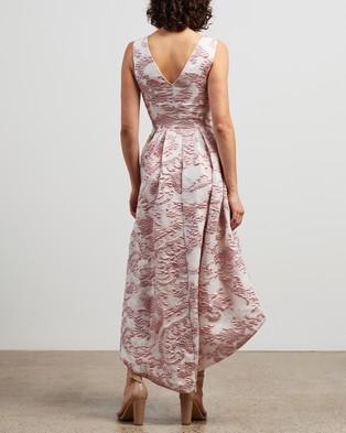 Chi Chi London Emmie Dress - Dresses (Mink)